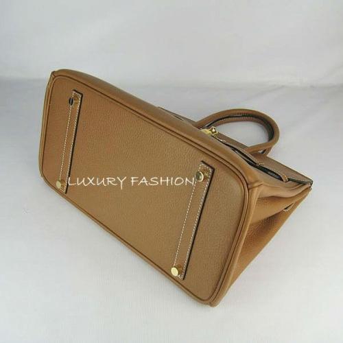 Светло-коричневая сумка Гермес.  Интернет магазин брендовой одежды.
