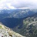 Dolina Roztoki i nowy dach schroniska w DPS #Góry #Tatry #KoziWierch #CzarneŚciany #ZadnyGranat
