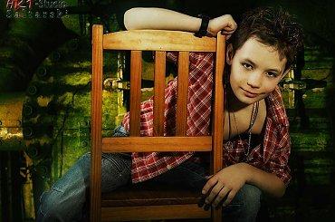 Mój syn Alan -11 lat. #Alan #Naris #Studio