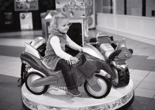 Ania :) #dziecko #portret #spacer