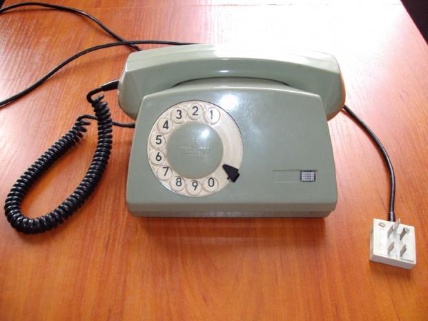 Telkom Aster / A #TelefonTelkomTelczaElektrim