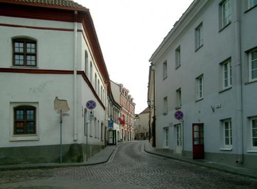 Ulica Gaono #Wilno