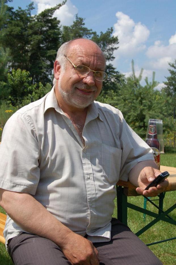 Albert 235 ze wschodnich rubieży, czyli z Suwałk.