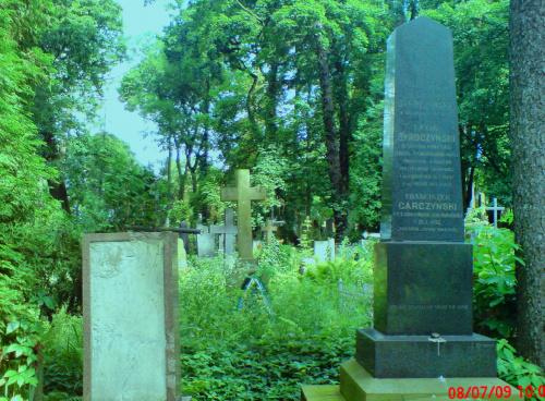 Franciszek Garczyński 7 X 1859 Wapno 1932 Kijów Ukraina