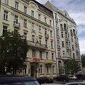 Warszawa ul. Bagateli #architektura #budynek #miasto #warszawa