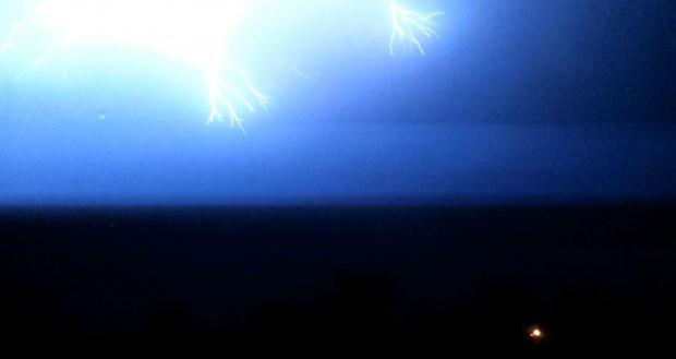 #Burza #Legnica