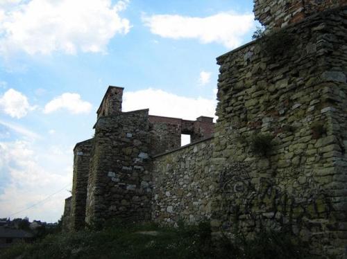 #Siewierz #Zamek #Ruiny
