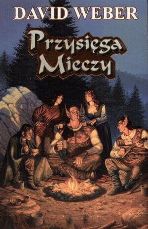 Weber David - Przygody Bahzella Bahnaksona 01 - Przysiêga Mieczy