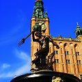 Neptun #Gdańsk #miasto #motława #StareMiasto