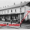 Targowiska ok. 1940 #Targowiska #Iwonicz #kolej #stacja