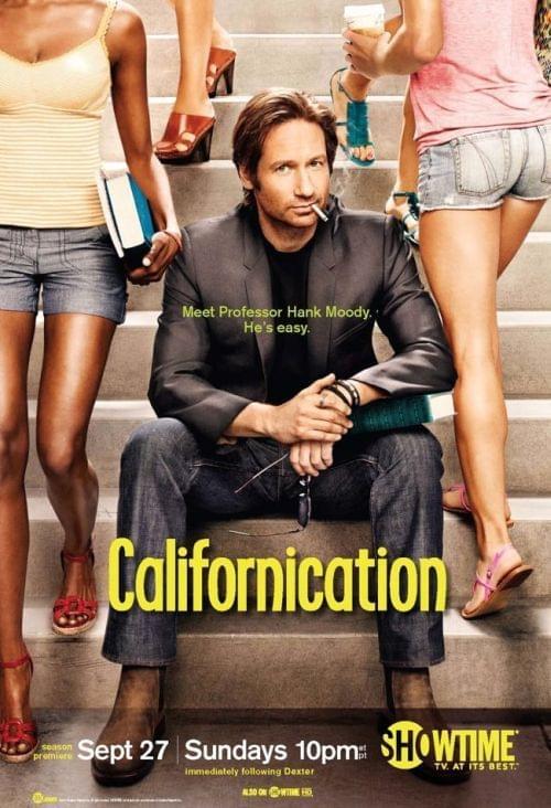 Californication [Sezon 3] (2009)