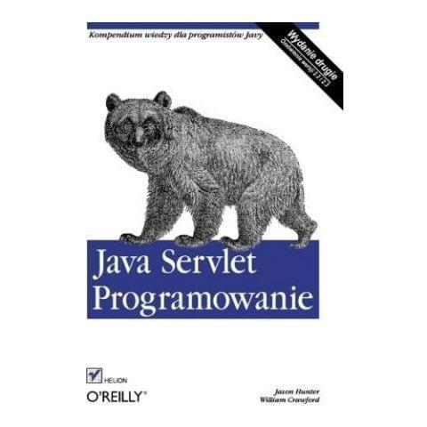 Java Servlet. Programowanie. [.PDF][PL]
