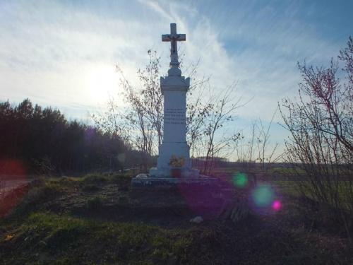 #kapliczka #opoczno #krzyż