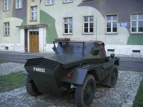 Pojazd kołowy armii wrześniowej #PojazdyWojskowe