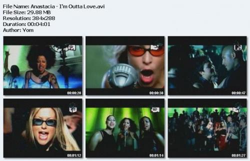 Anastacia - I'm Outta Love (1999)