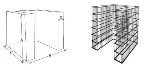 GABION, gabiony, ogrodzenie z kamienia #gabion #gabiony #gabionnen #ogrodzenie #gabionowe #panelowe #panele #metal #kamień #kosz