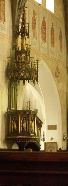 #Radom #fara #kościół #ambona #MiastoKazimierzowskie #zabytek