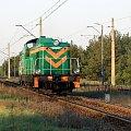 Przetycz | SM42-020, jako codzienny poranny podsył z Ostrołęki do Warszawy Grochów. #SM42 #Stonka #Pkp #cargo #spalinowa #lokomotywa #luzak #Przetycz