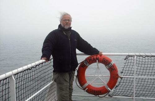 Kanał La Manche L.Brągiel 19.04.2010