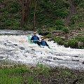 Rzeka Wel, spływ kajakowy maj 2010 przez Piekielko #rzeka #wel #wela #spływ #kajaki #piekiełko #rezerwat
