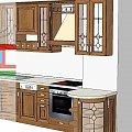 Meble kuchenne klasyczne #meble #kuchenne #mdf #lakierowane #fornirowane #nowoczesne #klasyczne #czarne #czarny #połysk #mat #półmat #czerwone