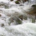 Znów Tatry, potok w Dolinie Roztoki #Góry #potok