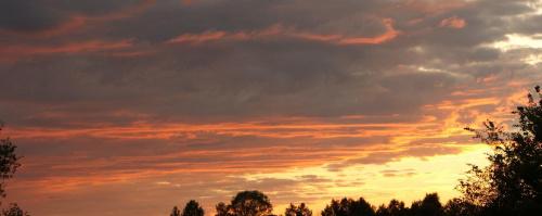 Zachód słońca #Zachód #Słońca