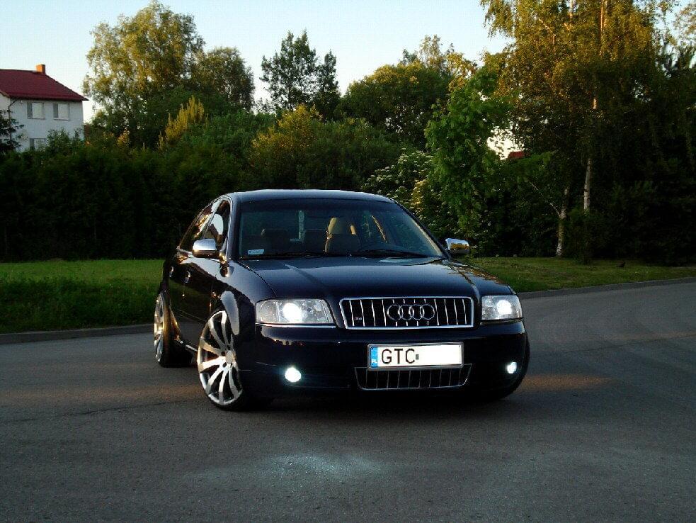Audi A6 A7 Klub Polska A6 C5 Jakie Et Felgi Do A6