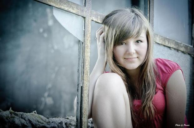 Po długiej przerwie - Ania #kobieta #dziewczyna #portret #nikon #passiv #airking