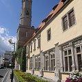 Odnowiony ratusz we Lwówku Śląskim #LwówekŚląski #DolnyŚląsk #ratusz