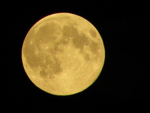 księżyc w pełni #księżyc #niebo