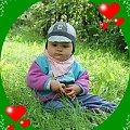 Mój mały ogrodnik zbiera jabłka #Jasio #Jaś #synek #syn #przystojny #mężczyzna