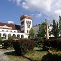 Zamek Liberecki zbudowany przed ród Redernów w latach 1582 - 87 #Czechy #Liberec #zamek