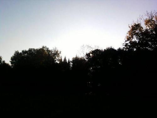 ...słoneczko witało...:-)))