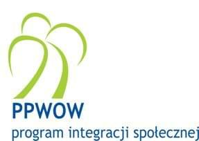 Logo Programu Integracji Spo�ecznej