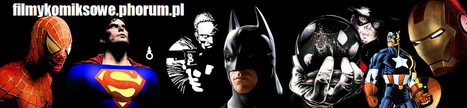 Forum Filmy  Komiksowe Strona Główna
