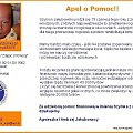 http://pomagamy.dbv.pl/ #Apel #aktualności #ChoreDzieci #darowizna #schorzenie #FundacjaDzieciom #ZdążyćZPomocą #OpiekaRehabilitacyjna #Fiedziuszko #organizacja #PomocCharytatywna #PomocDzieciom #PomocnaDłoń #pomóż #rehabilitacja #sponsor