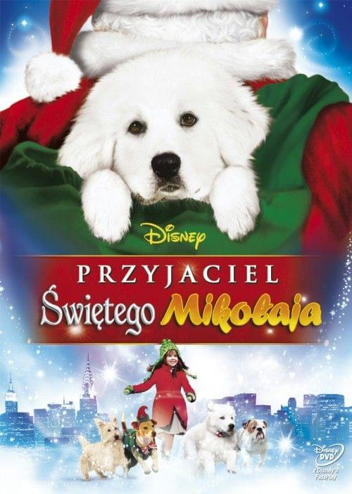 » Przyjaciel �wi�tego Miko�aja / The Search for Santa Paws (2010) DVDRip.XviD-Dubbing PL