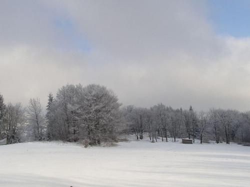 zima w górach się schowała-)