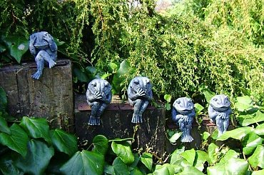 ogrodowe figurki