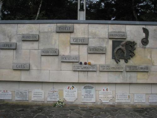 Cmentarz Maczkowców w Lommel - Belgia #RajdMaczka #GenerałMaczek