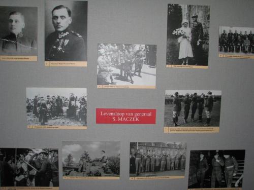 W muzeum gen. Maczka w Bredzie #RajdMaczka #GenerałMaczek