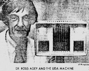 dr Adey i LIDA