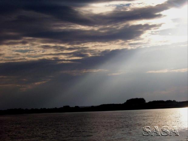 Ach te słońce!! #Jezioro #woda #mazury #światło #słońce #niebo