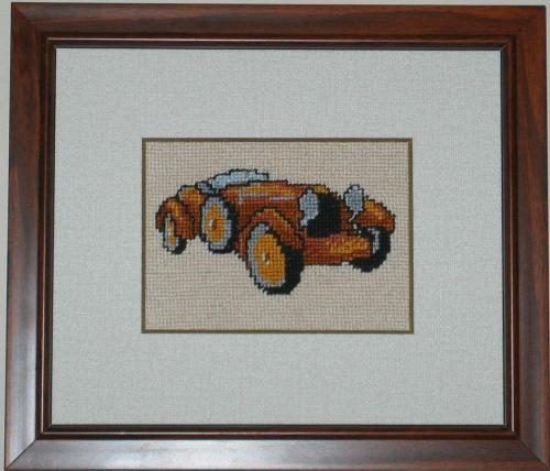 Kolekcja samochodow-2 #hafty