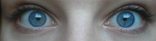 Tymi oczami patrzę na świat