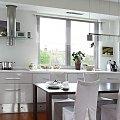 #kuchnia #biala #polysk