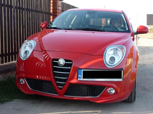 Kolejne cacko ... tym razem z DNA :-) #Alfa #Romeo #Mito #DNA #turbo #benzyna