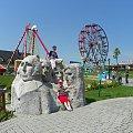 Park miniatur-Inwałd.Rodzinny wypad weekendowy ,ładna pogoda,super widoki na góry,polecam gorąco... #ParkMiniatur #budowle