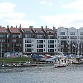 Trochę mała ale jest... Marina #Miasta